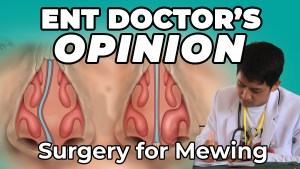Turbinate Reduction Vs Deviated Septum Surgery For Mewing? | ENT Doctor's Opinion