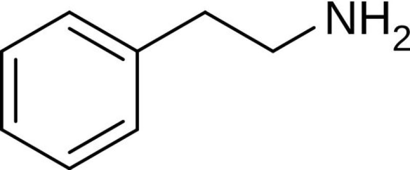 Phenylethalymine (PEA) Chemical Structure