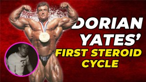 Dorian Yates Transformation Before And After Steroid Use And Training For Years