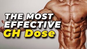 MorePlatesMoreDates.com Thumbnail image suggesting the topic: the most effective GH dose for fat loss