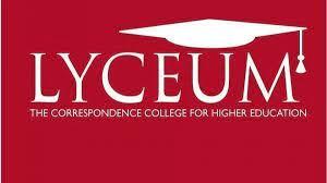 lyceum correspondence college