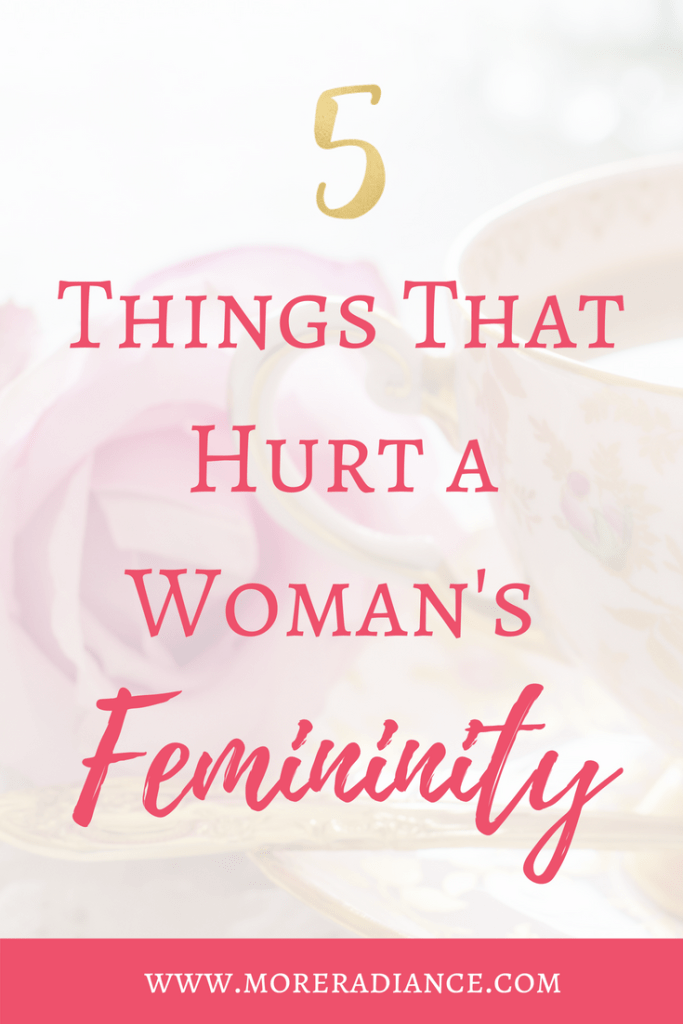 the feminine woman blog