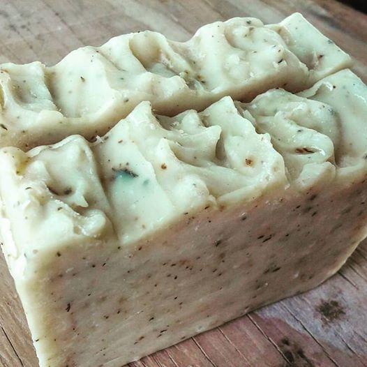 Herbal Goat Milk Soaps