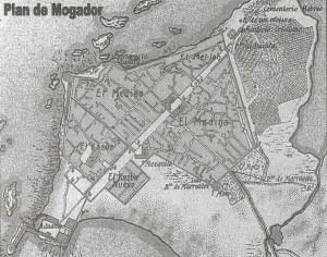 Mogador  plan