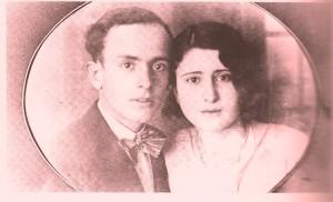 עקיבא ואסתר 1931