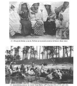 Colomb-bechar-femmes juives