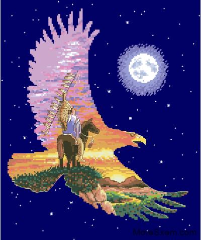 дух орла