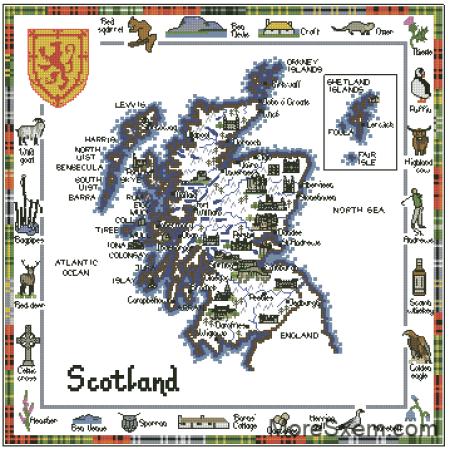 Карты наследия
