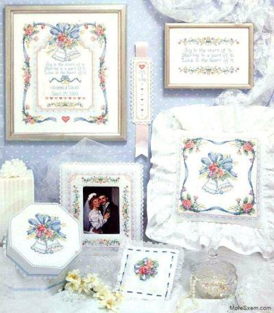 Свадебный колокольчик