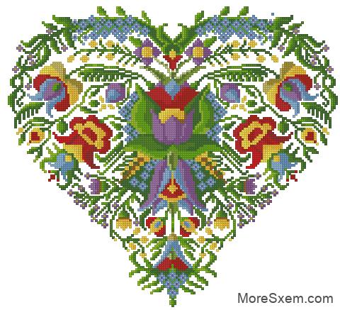 Венгерское сердце