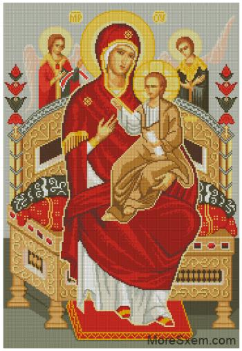 Богородица Всецарица