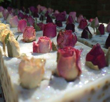 More Tea Soaperie Rose Garden