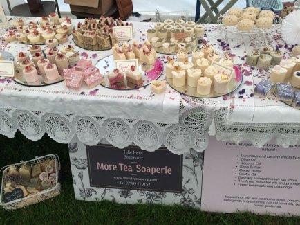 More Tea Soaperie - Open Garden Lovelies
