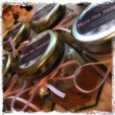 More Tea Soaperie Bath Salts