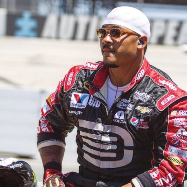 "Interview: Nascar Pit Crew Member Dion ""Rocko"" Williams"