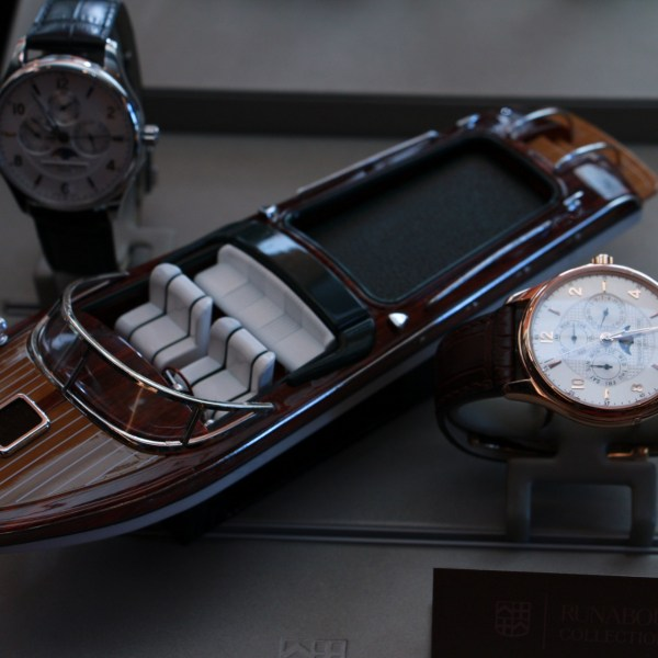 Frederique Constant Launches New Runabout Automatic Watch