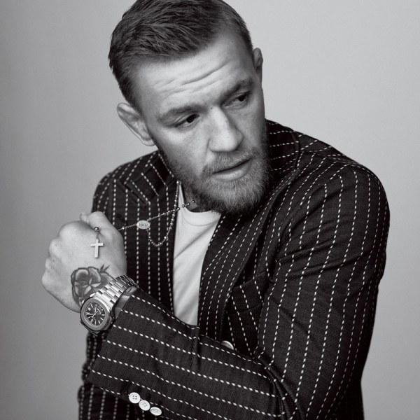 Conor McGregor Models Latest Fashion For Men In New GQ Magazine Feature