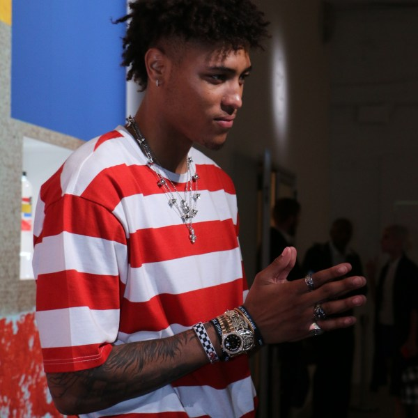 Kelly Oubre Jr's Men's Fashion Week: Discusses His Desire To Be A Great NBA Player & Fashion Designer, Passion For Fashion And More