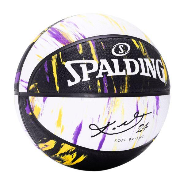 Spalding x Kobe Bryant Marble Basketball Series