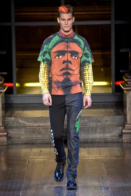 Moschino Men's Fall 2016