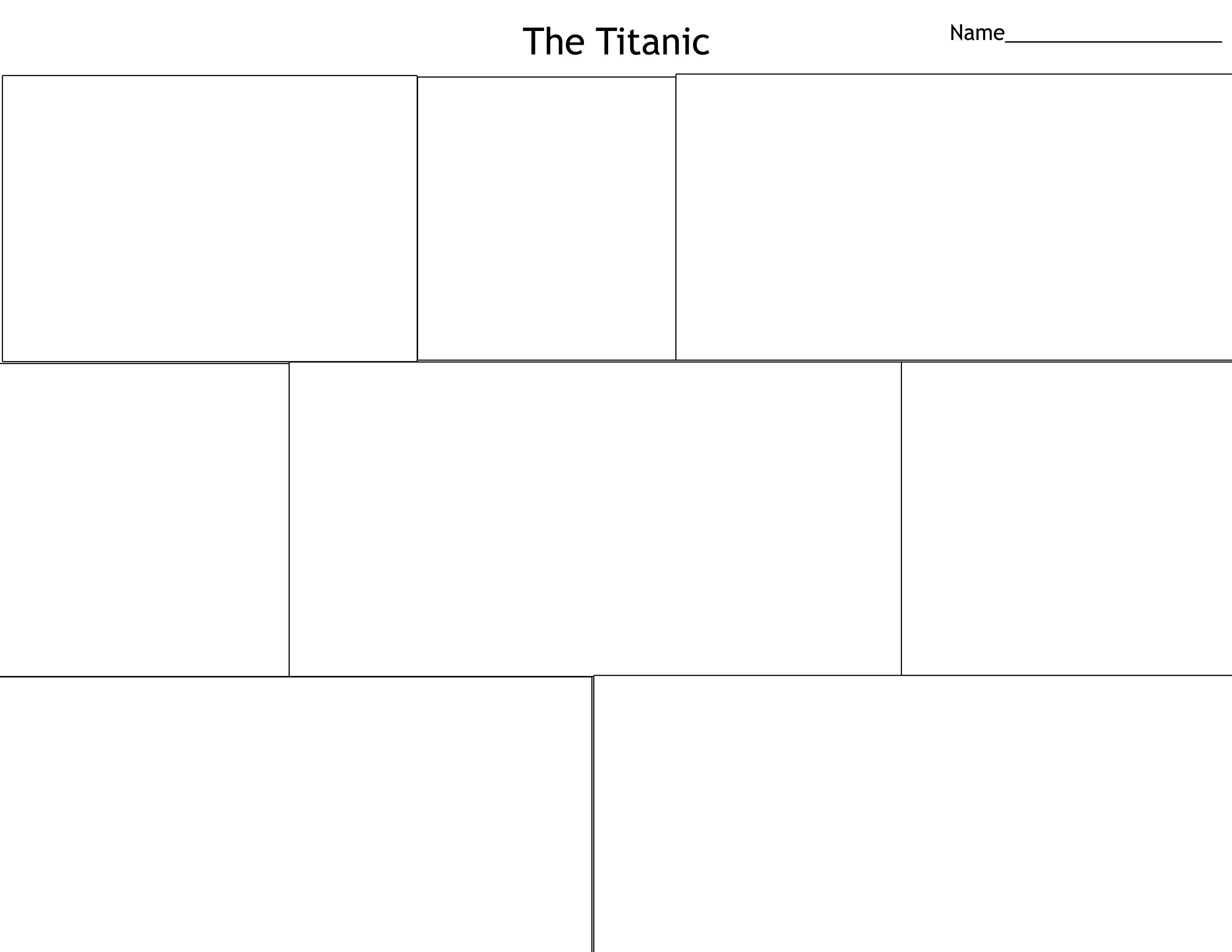 Titanic Study Resources