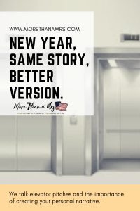 New Year, Same Story, Better Version