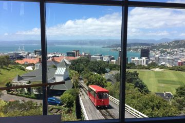Funicular Wellington New Zealand