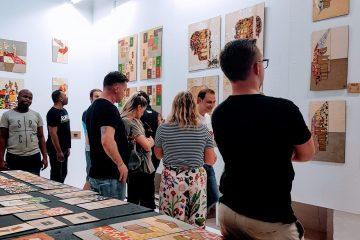Art Exhibition at First Thursdays Durban