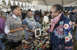 Vendors at I Heart Market in Durban