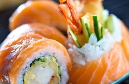 Top 10 Sushi Spots in Cape Town