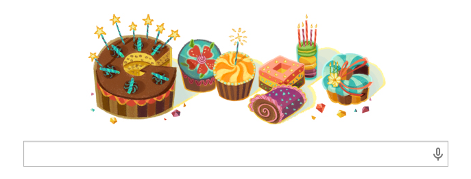 Personal Google Doodle