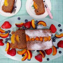 Healthier Cake