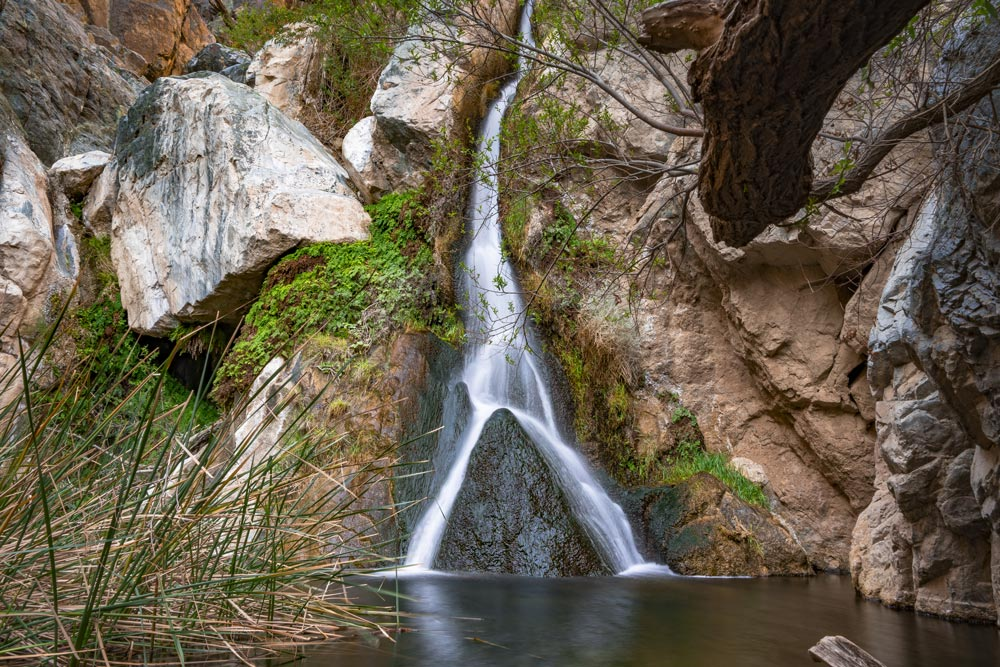 death valley in spring darwin falls