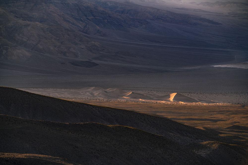 panamint dunes death valley national park