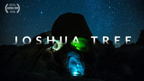 joshua tree national park video