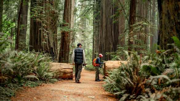 best hiking clothes national parks