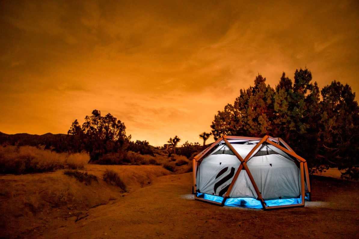 camping joshua tree national park