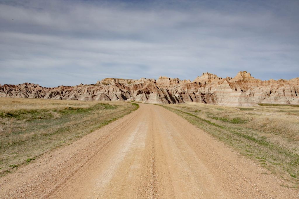 conata basin road badlands national park more than just parks