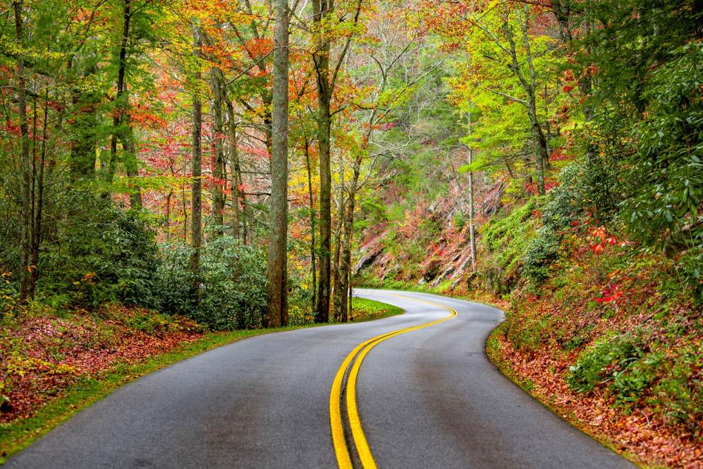 Great Smoky Mountains National Park MTJP