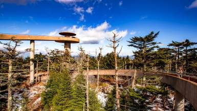 clingmans dome - more than just parks