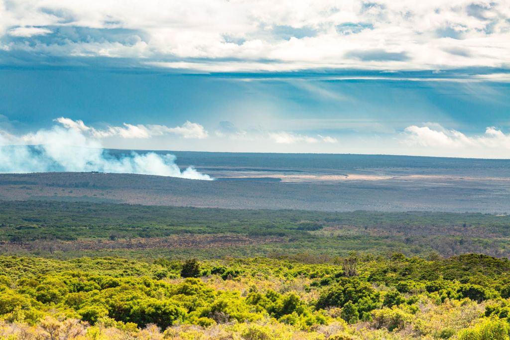 Mauna Loa Lookout hawaii volcanoes national park