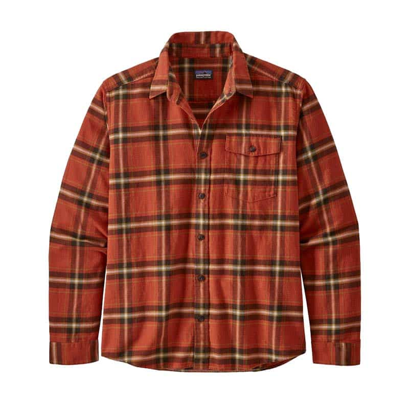 best flannel hiking shirt