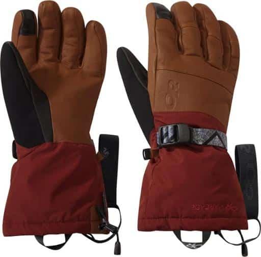 best snow gloves