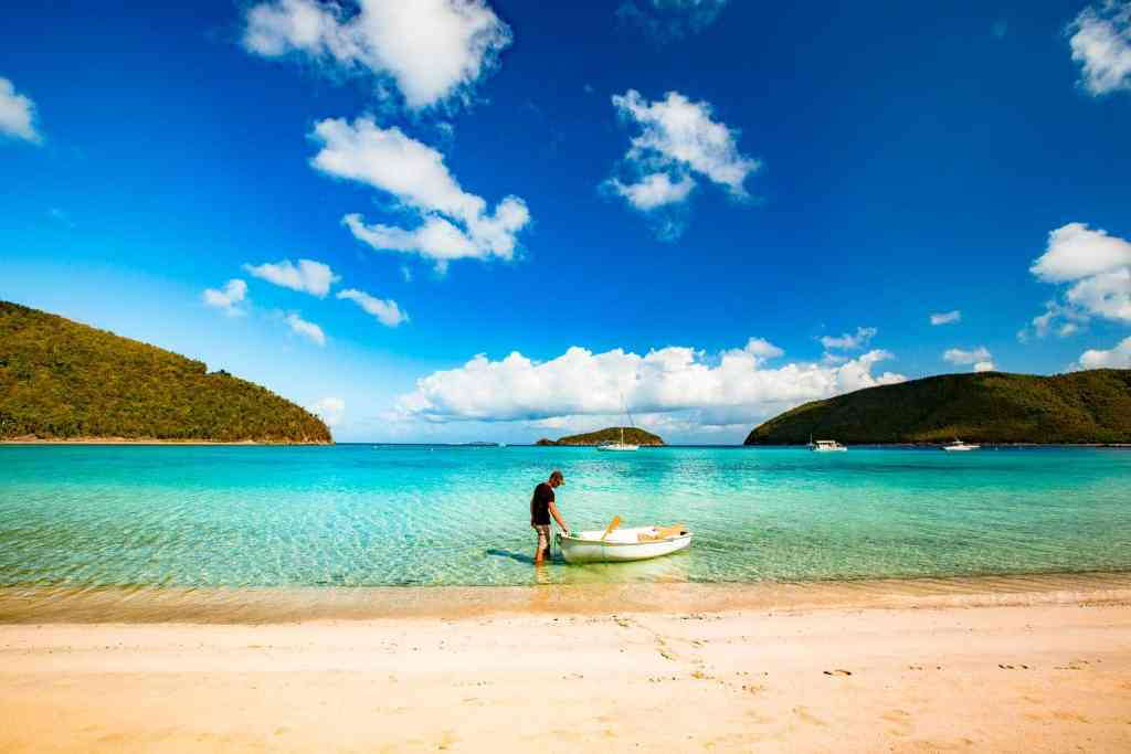 maho bay virgin islands national park