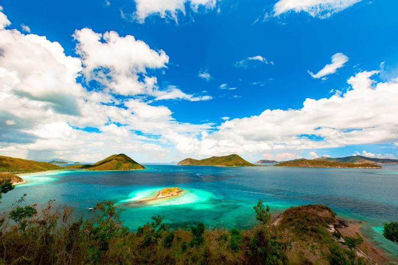 waterlemon cay virgin islands national park