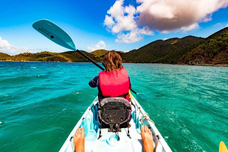 kayaking virgin islands national park st john