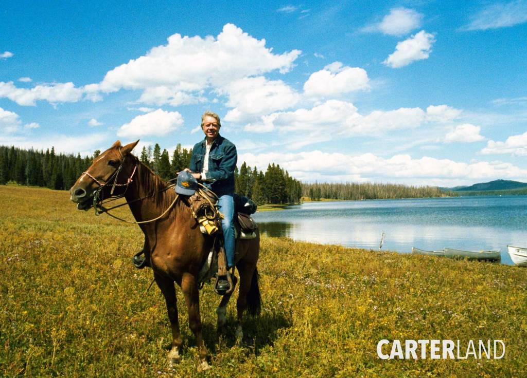 jimmy carter greatest conservationist president