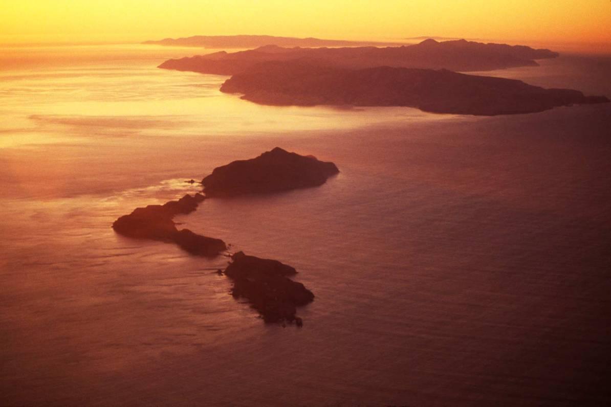 channel islands national park california, west coast
