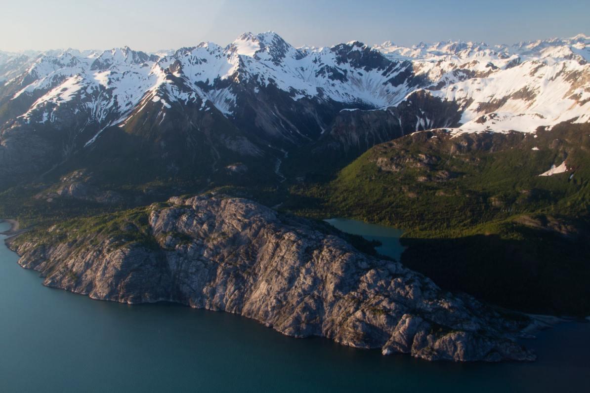 glacier bay national park alaska - us national parks ranked