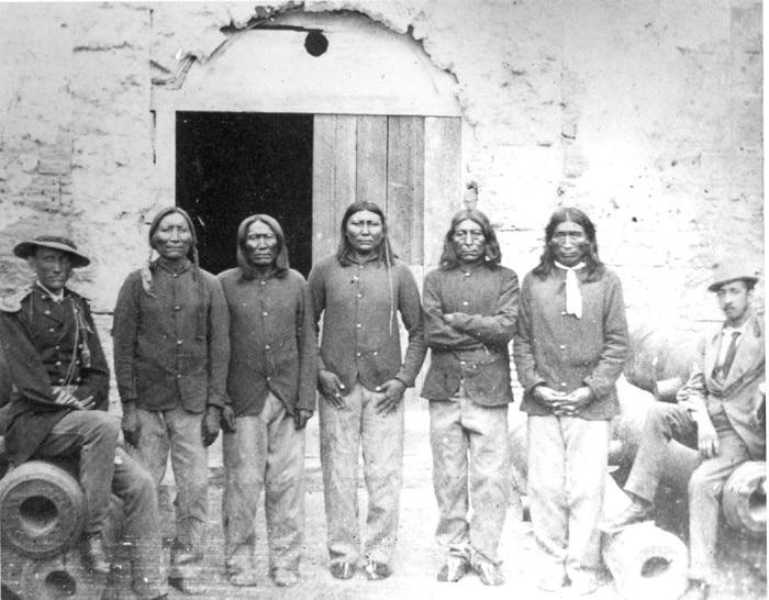 native american, environmental activists